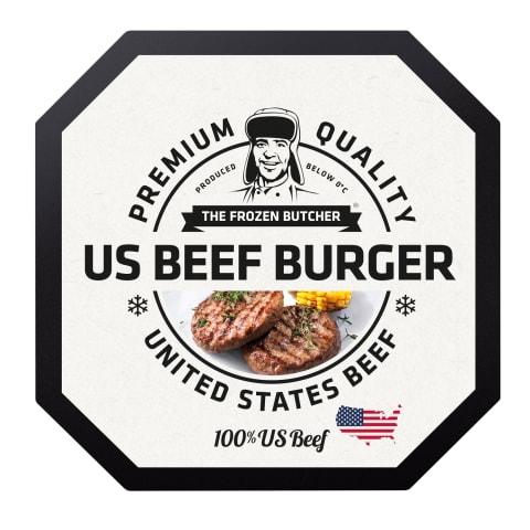 Burgers liellopu Us Beef saldēts 2x125g