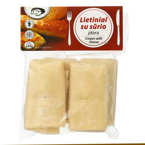 Lietiniai su sūrio įdaru RESTERA, 400 g