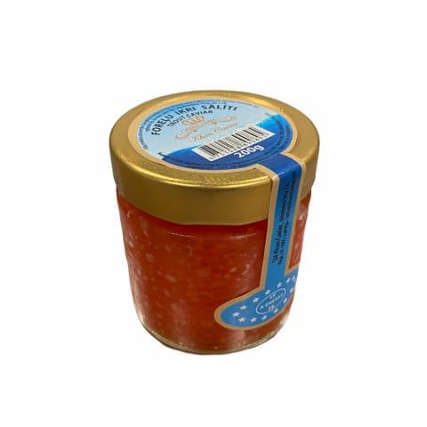 Foreļu ikri Khan caviar 200g