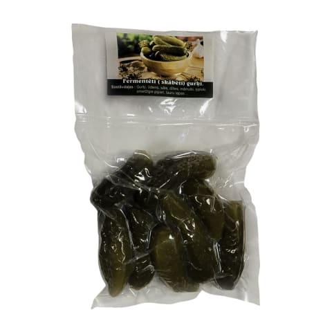 Gurķi skābēti (fermentēti)