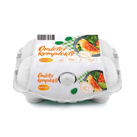 Olas kūtī dētas A/LM Nr.2 6gab.