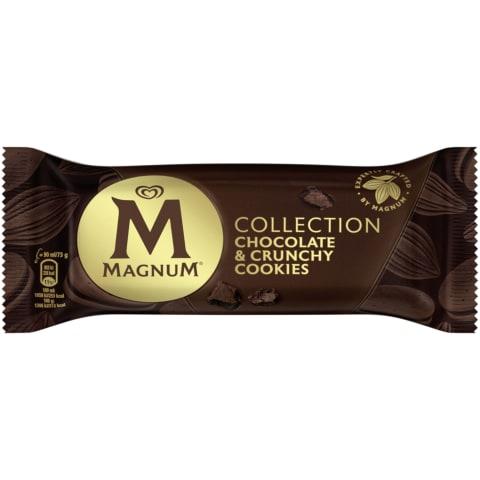 Saldējums Magnum Choco&Cookies 90ml/73g
