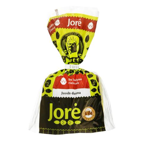Tamsi duona su lazdyno riešutais JORĖ, 280 g
