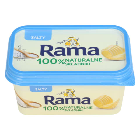Margarinas su druska RAMA, 75 % rieb., 400 g