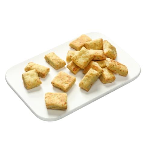 Pikantiški sausainiai su PESTO padažu, 1 kg