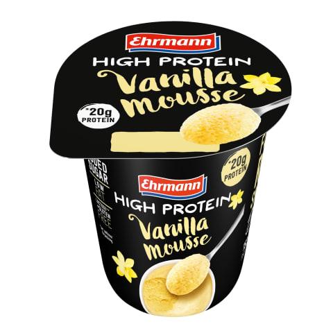 Proteiini vahukreem vanilje Ehrmann 200g