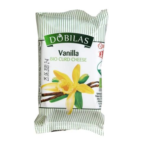 Ek.varškės sūrelis su vanile DOBILAS,7,5%,80g
