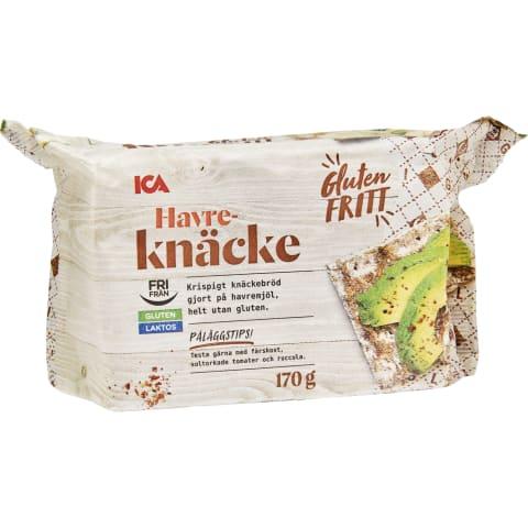 Kaeranäkileib ICA gluteenivaba 170g
