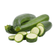Žaliosios cukinijos, 1 kg