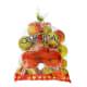 Fasuoti lietuviški obuoliai AUKSIS, 1 kg