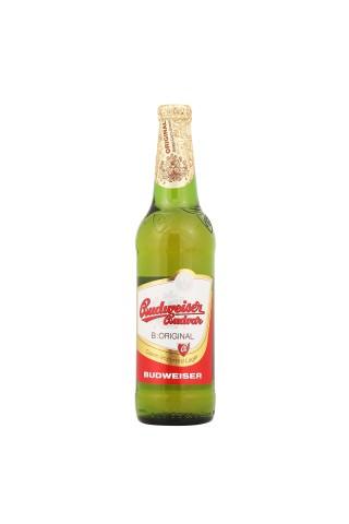 Alus Budweiser Budvar Lager 5%vol 0,5l