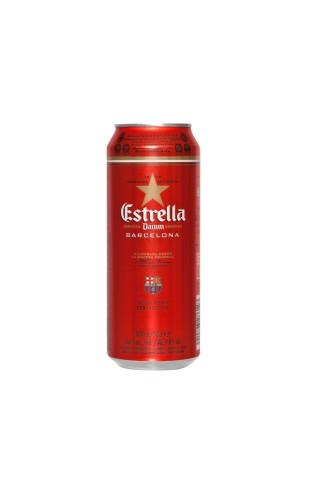 Alus Estrella barcelona 4.6% can 0.5l