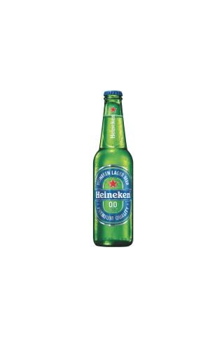 Nealkoholinis alus HEINEKEN, 0,33 l