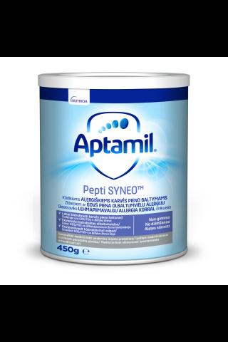 Piena maisījums Aptamil allergy care 450g