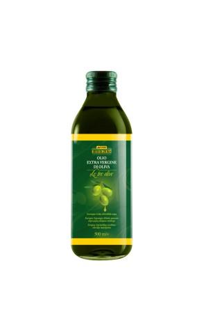 Neapstrādāta augstākā labuma olīveļļa f.costa 0,5 l