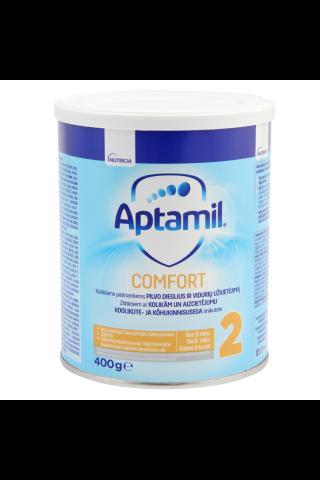 Piena maisījums Aptamil comfort 2 no 6mēn. 400g