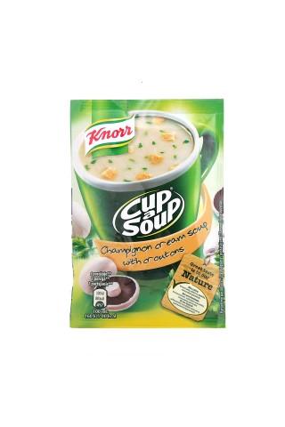 Šampinjonu krēmzupa Knorr 15g