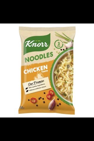 Nūdeles Knorr ar vistas garšu 57g