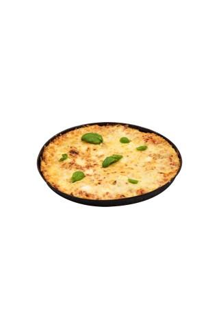 Kolme juustu pitsa