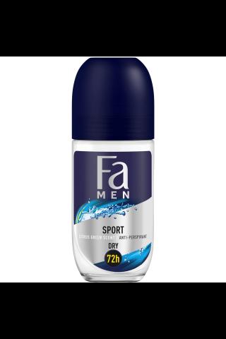 Dezodorants Fa sport ar rullīti 50ml