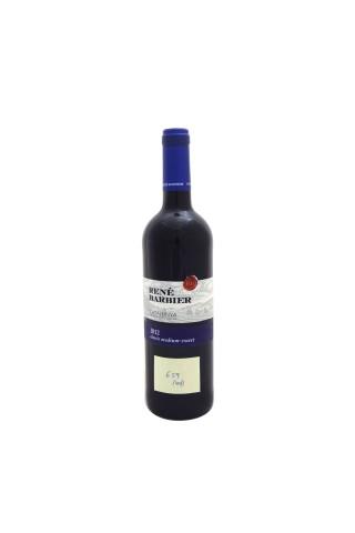 Rene Barbier Raudonasis Pusiau Saldus Vynas