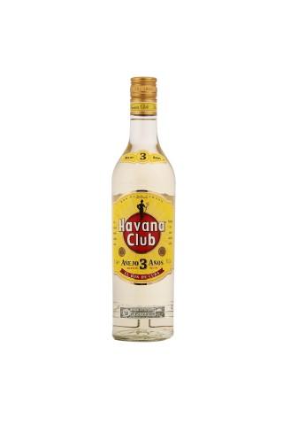 Rums Havana Club Anejo 3 40% 0.7l