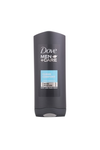 Dušas želeja Dove men clean comfort 400ml