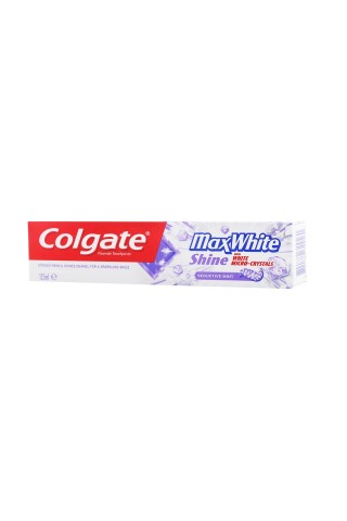 Zobu pasta Colgate max white shine 125ml