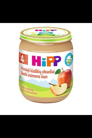Biezenis Hipp bio ābolu no 4mēn., 125g