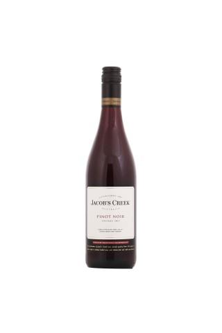 Sarkanvīns Jacobs creek pinot noir 13.2% 0.75l