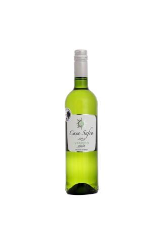 Baltvīns Casa Safra verdejo 12,5% 0,75l