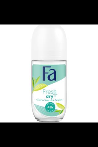 Dezodorants Fa fresh&dry green tea rullveida 50ml