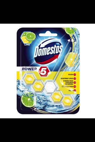 Tualetes bloks Domestos power 5 lime 55g