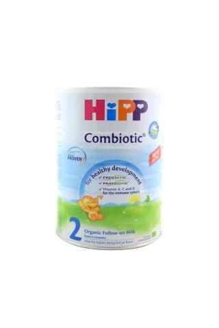 Jätkupiimas.hipp 2 Bio Combiotic Al.6K 800G