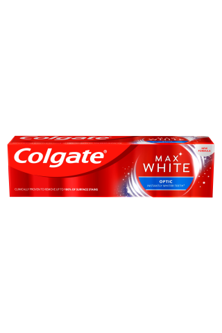 Zobu pastas COLGATE MAX WHITE ONE OPTIC 75ML