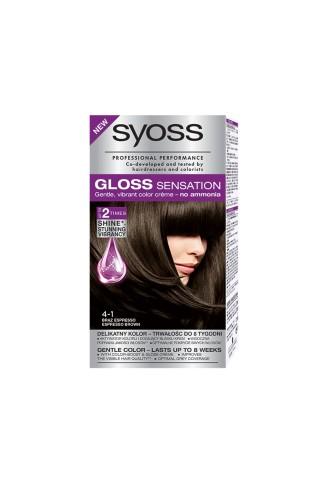 Matu Krāsa Syoss Gloss Sensation 4-1