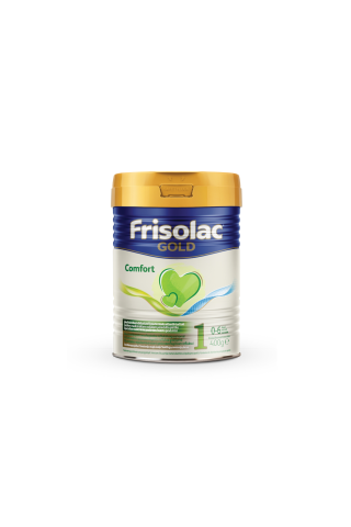 FRISOLAC piena maisījums GOLD COMFORT 1 400G