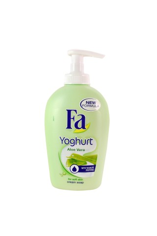 Šķidrās ziepes fa yohgurt aloe vera 250ml