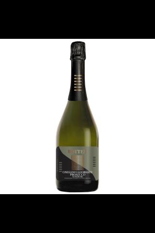 Putojantis vynas BOTTER PROSECCO SPUMANTE DI VALDOBBIADENE D.O.C.G, 11 %, 0,75 l