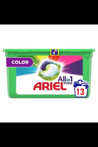 Veļas mazgājamās kapsulas Ariel color 14 gab.