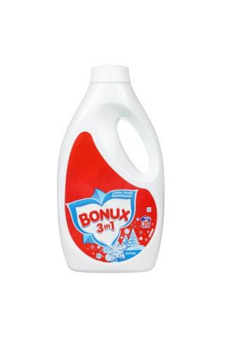 Bonux ice fresh liquid 20 mazg. reizēm/1.3l