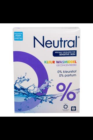 Veļas pulveris Neutral color 3kg