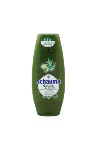 Kondicionieris Schauma nature moments mediterian olive oil&aloe vera 200ml