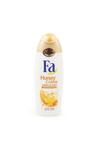 Dušas želeja Fa honey creme 250ml