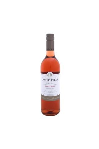 Rozā vīns Jacobs Creek Shiraz.Rose 11.8%75l