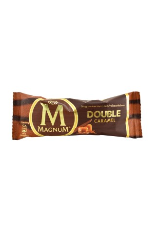Saldējums Magnum karameļu dubultais 88ml
