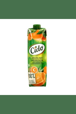 Cido Apelsinų Sultys 1L Pr