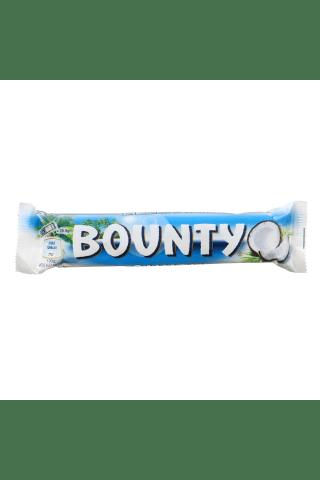 Šokoladinis batonėlis BOUNTY, 2 vnt x 28,5 g, 57 g