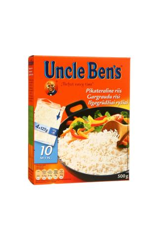 Ilgagrūdžiai ryžiai UNCLE BEN'S , 500 g