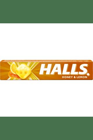 PASTILLES HALLS HONEY LEMON 33,5G